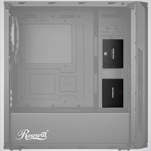Amazon.com: Rosewill Spectra D100 ATX Mid Tower - Funda para ...