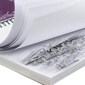 sketch pad book