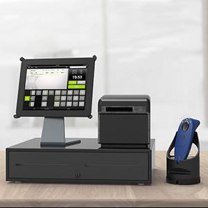 Socket Mobile Scanner & Dock POS