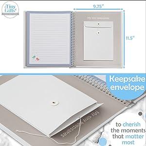 keepsake envelope