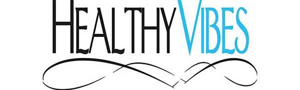 Healthy Vibes Logo