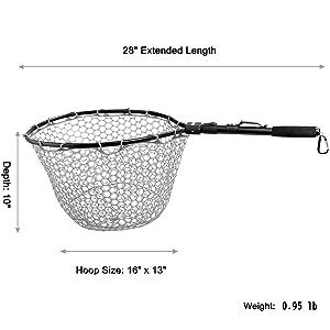fly fishing net