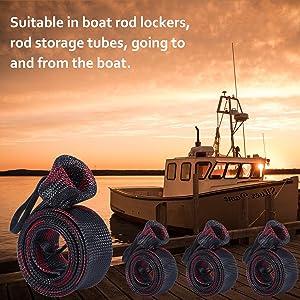 Fishing Rod Covers