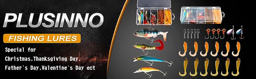 fishing tackle kit set