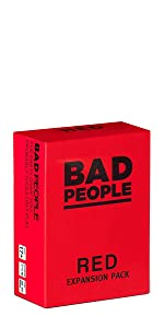 Bad people red