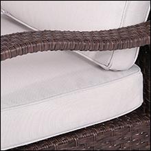 Amazon.com: Diensday - Conjunto de muebles de exterior para ...