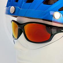 bike helmet goggles 3