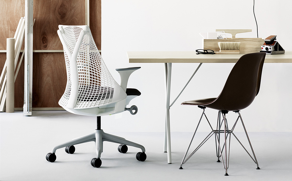 Attraktiv As Affordable As It Is Inventive, Sayl Proves The Belief That A Reasonably  Priced Work Chair Can Be Well Designed And Include Leading Edge Ergonomics.