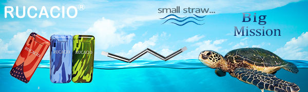 Collapsible straws