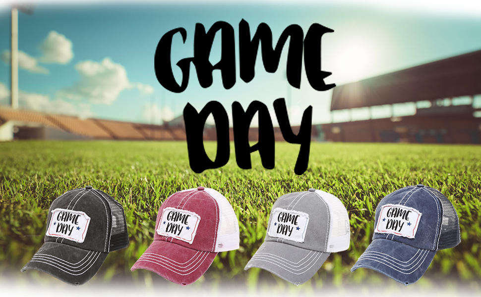 GAME DAY MIRMARU LOW PROFILE HAT