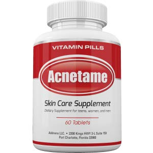 acne supplements