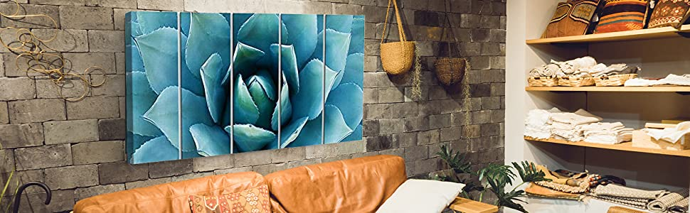 Amazon.com: EZON-CH - Lienzo decorativo para pared, diseño ...