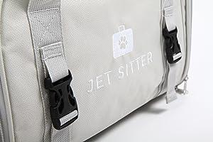 Amazon Com Jet Sitter Expandable Pet Dog Cat Carrier