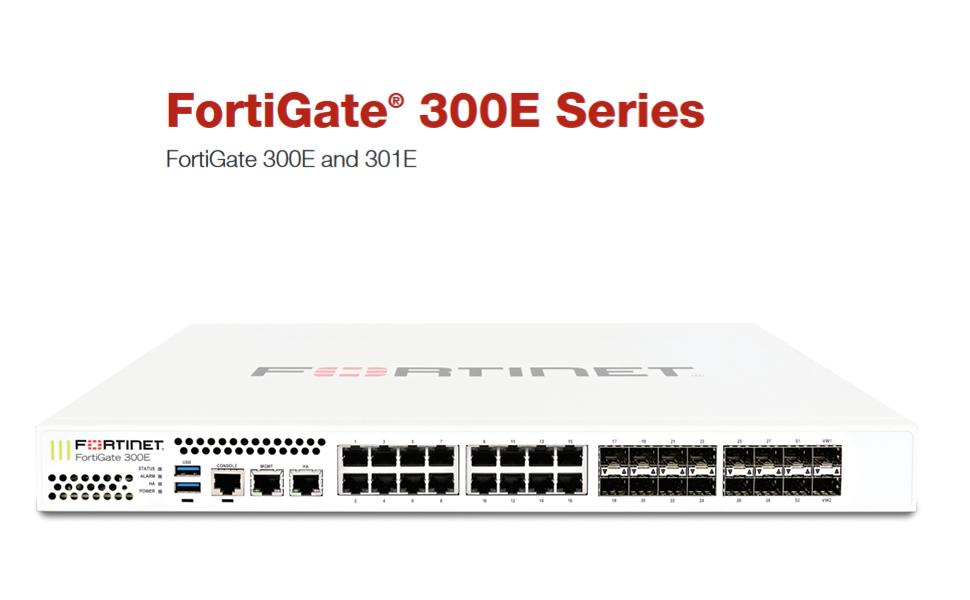 Amazon com: Fortinet FortiGate 300E Network Security
