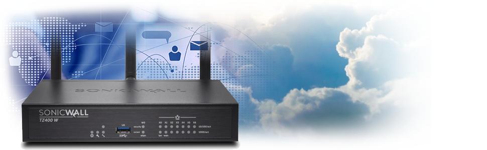 Amazon Com Sonicwall Tz400 Wireless Ac Secure Upgrade