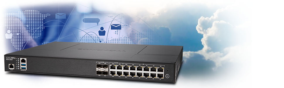 Amazon Com Sonicwall Nsa 2650 Secure Upgrade Plus