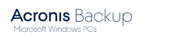 Acronis Workstation PC
