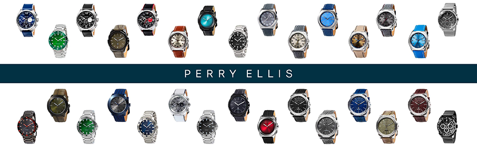 Perry Ellis Watch
