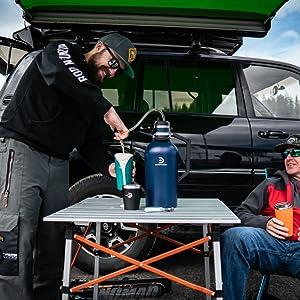 DrinkTanks Keg Cap Accessory Kit Beer Growler