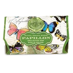 Michel Design Works Papillon Shea Butter Soap