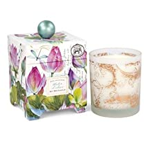 Michel Design Works Water Lilies Soy Wax Candle