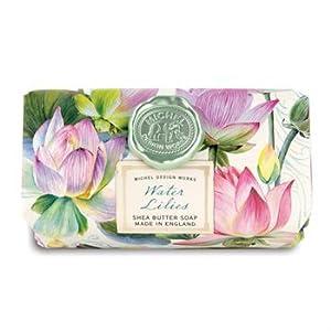 Michel Design Works Water Lilies Shea Butter Soap