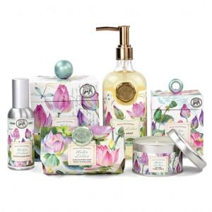 Michel Design Works Water Lilies Collection