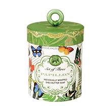 Michel Design Works Papillon Triple Soap Set