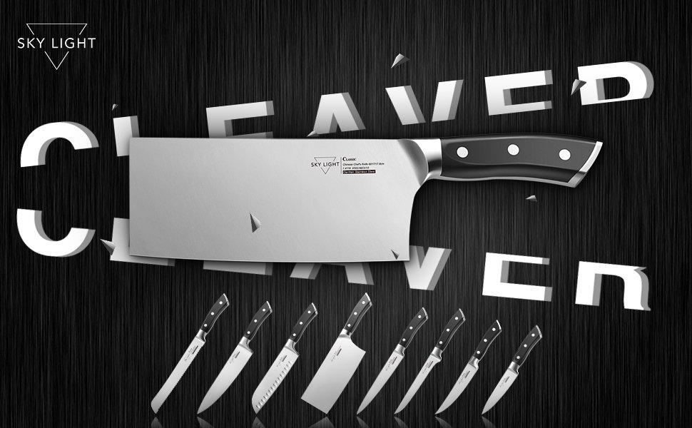 Amazon.com: Cuchillo pelador de carne, Casual: Kitchen & Dining