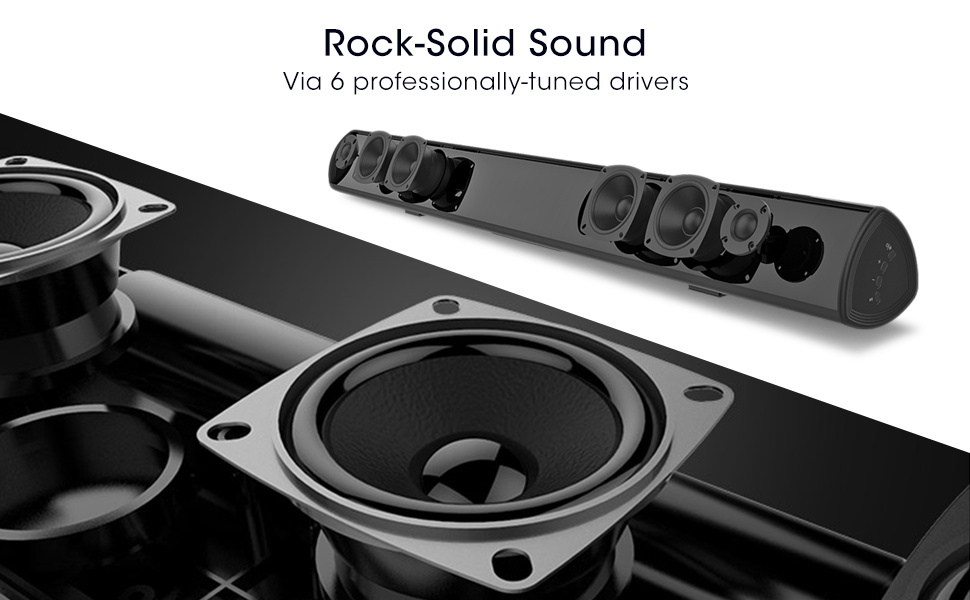 Rock-Solid Sound
