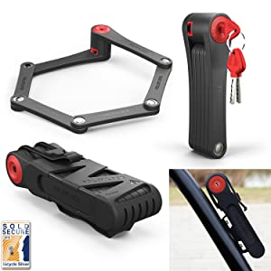 From The Makers Of Seatylock World S 1st Proprietary Seat And Lock Combination Foldylock Is Backed By A Family Premium Folding Bike Locks