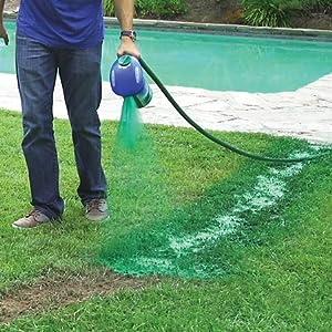 Amazon Com Hydro Mousse Liquid Lawn System Grow Grass