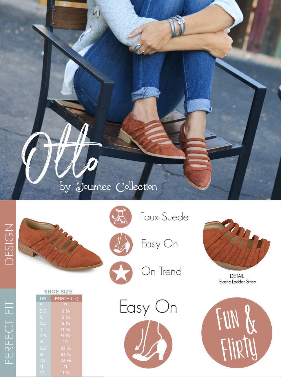 Journee Collection Otto ... Women's Dress Shoes get authentic sale online largest supplier for sale perfect cheap sale best B5tytKE