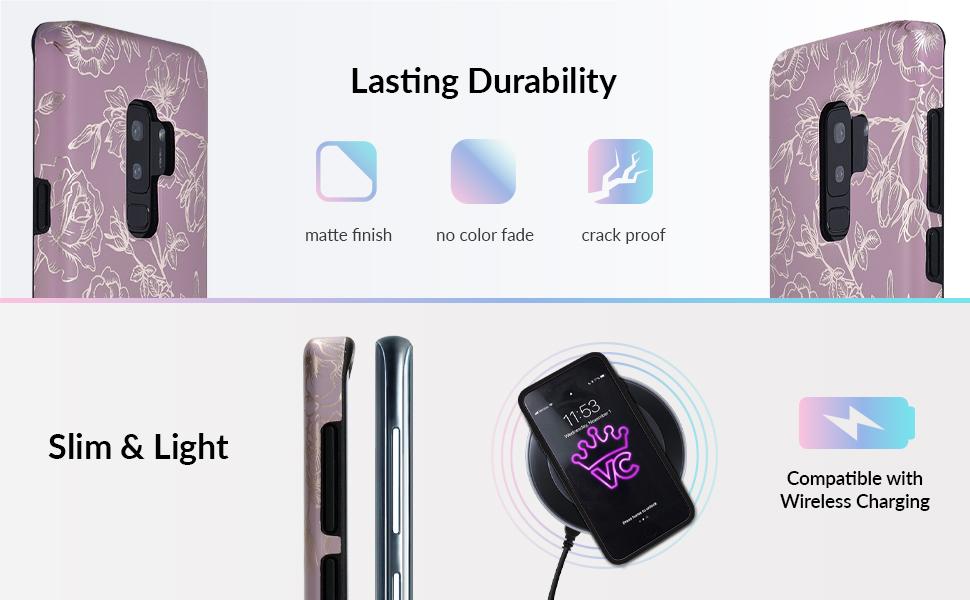 Amazon.com: Funda protectora de terciopelo para Samsung ...