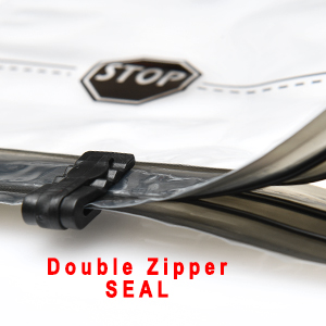 Double Zipper