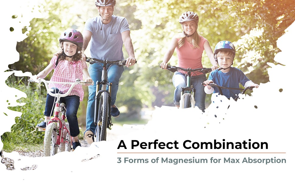 3 Forms of Magnesium