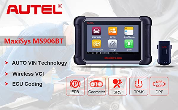 10 Best Professional Car Diagnostic Tools Review 2019 - OBD