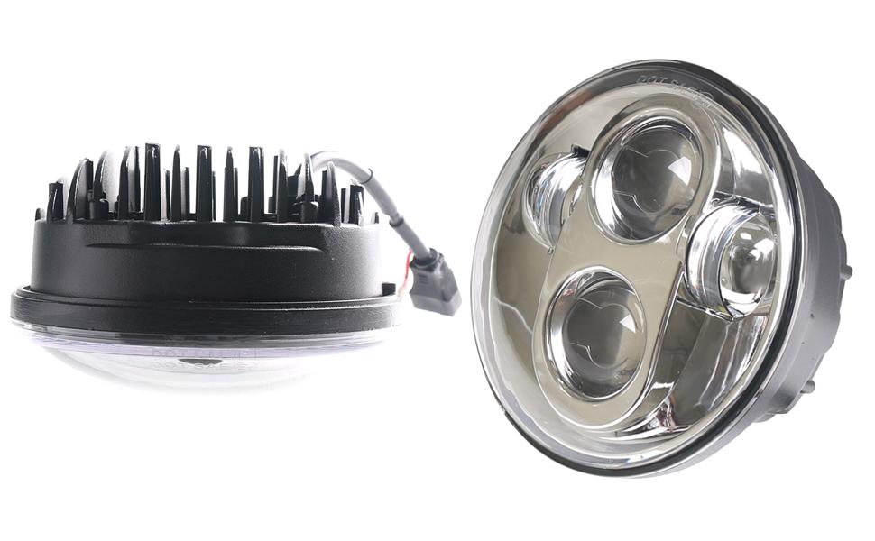 xg street 750 headlight