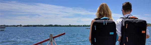 travel backpack carry-on backpack laptop pocket cabin bag duffel rucksack
