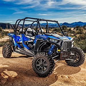 Amazoncom Rockford Fosgate Rzr Stage4 600 Watt Stereo Front And