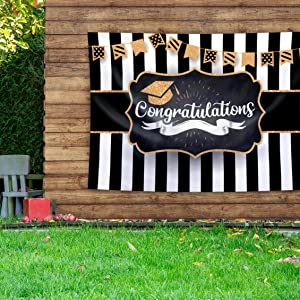 graduation party 2019 backdrop photobooth photo booth props decorations party supplies outdoor