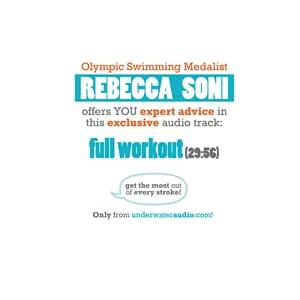 Rebecca Soni Tracks