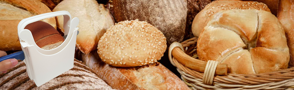 Amazon.com: Eon Concepts – Guía para cortar pan casero con ...