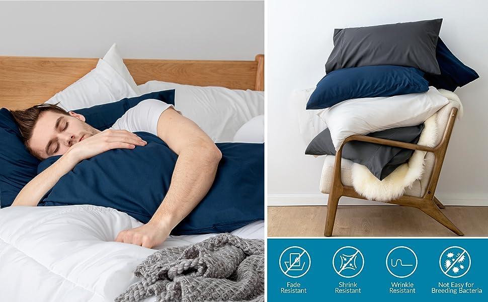 Bedsure | Ultra-soft Pillowcases 2