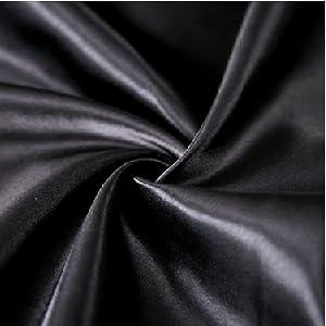 Bedsure | Solid Satin Pillowcase 3