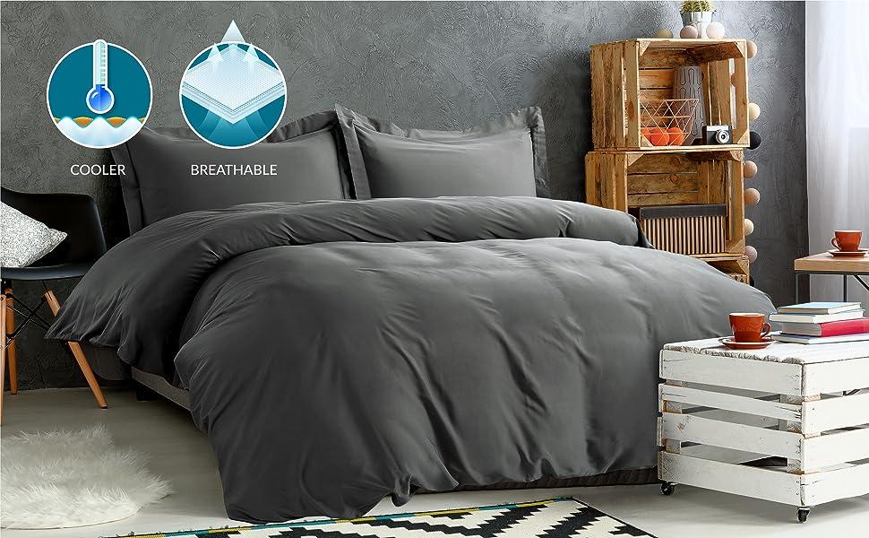 Breathable Duvet Cover