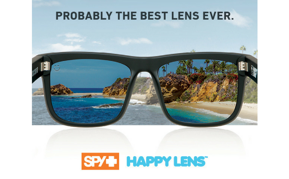 d4d6cd1d64 HAPPY LENS is the only color and contrast enhancing lens on the market that  harnesses the beneficial aspects of long-wave blue light while offering ...