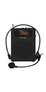 WB005 Portable Size Voice Amplifier