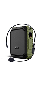 WB800 Outdoor Tour Guide Voice Amplifier