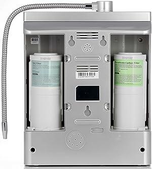 Amazon Com Platinum Alkaline Water Ionizer Machine Home